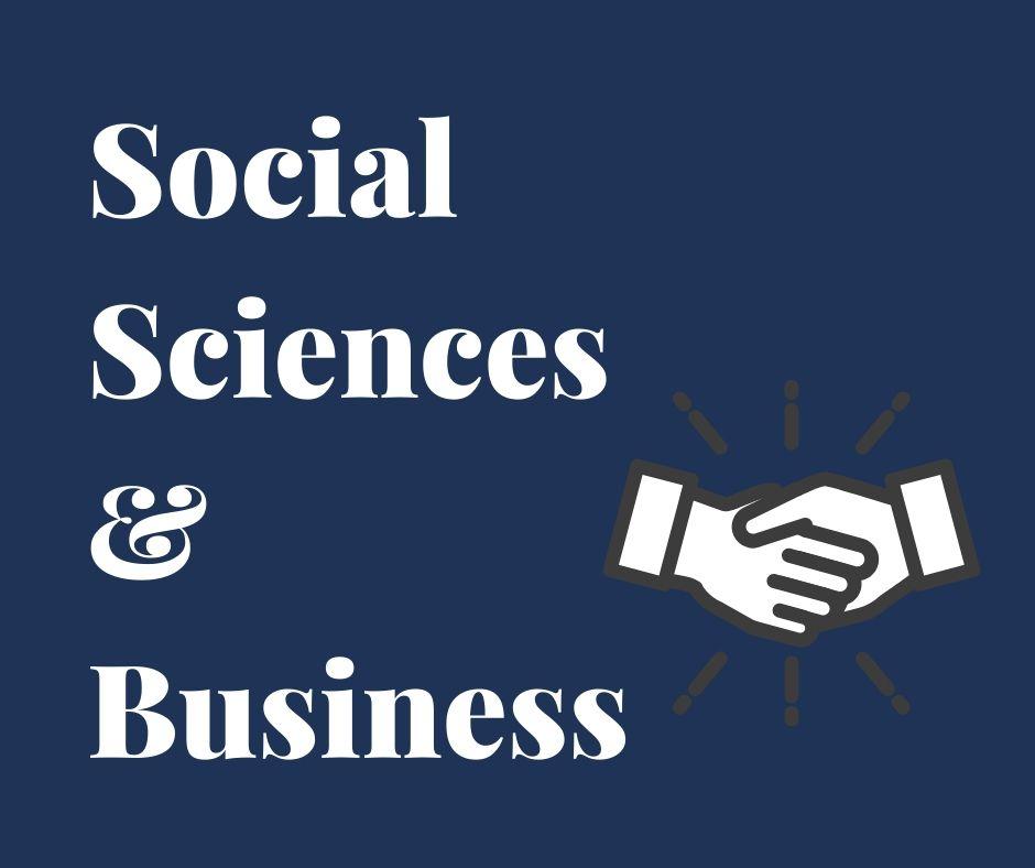 Logo Social Sciences & Business