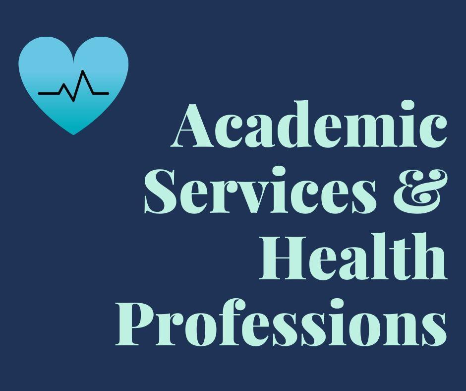 Logo Academic Services & Health Professions